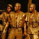 Part of the Vietnam Veterans Memorial in Washington, D.C. (NPS Photo)